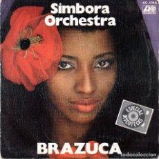 Discos de vinilo: SINGLE, SIMBORA ORCHESTRA.. Lote 93618420