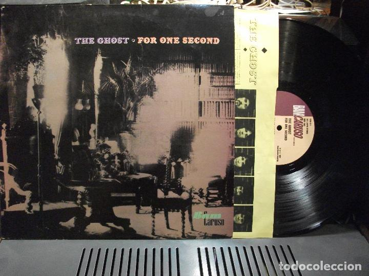 THE GHOST FOR ONE SECOND LP UK 1987 PDELUXE (Música - Discos - LP Vinilo - Heavy - Metal)