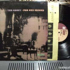 Discos de vinilo: THE GHOST FOR ONE SECOND LP UK 1987 PDELUXE. Lote 93620690