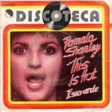 Dischi in vinile: XX SINGLE, PAMALA STANLEY.. Lote 93621950