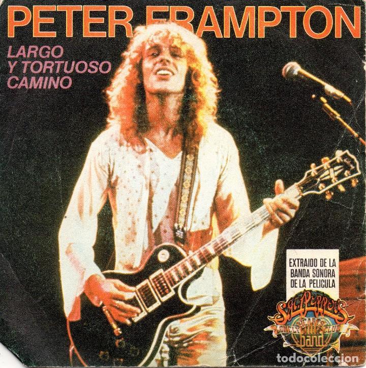 XX SINGLE, PETER FRAMPTON. (Música - Discos - Singles Vinilo - Cantautores Internacionales)