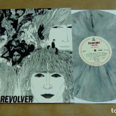 Discos de vinilo: THE BEATLES - REVOLVER (LP REEDICIÓN, VINILO COLOR) NUEVO. Lote 230904570