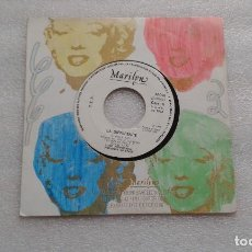 Discos de vinilo: MARILYN - LA DIFFERENCE SINGLE 1986 EDICION ESPAÑOLA. Lote 93680610