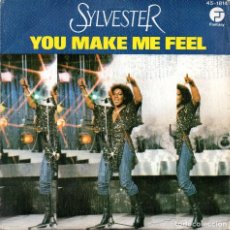 Discos de vinilo: SINGLE, SYLVESTER.. Lote 128102196
