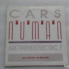 Discos de vinilo: GARY NUMAN - CARS SINGLE 1987 EDICION ESPAÑOLA SYNTH POP. Lote 93681525