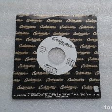 Discos de vinilo: WOLFSHEIM - IT´S NOT TOO LATE SINGLE 1993 EDICION ESPAÑOLA SYNTH POP. Lote 93682120