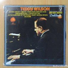 Discos de vinilo: TEDDY WILSON - TEDDY WILSON - LP. Lote 93684427