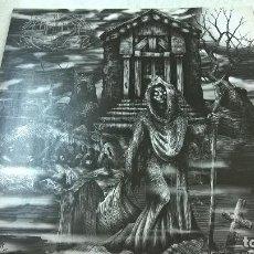 Discos de vinilo: AMNION – CRYPTIC WANDERINGS-LP-ISHTADEVA VINYL PRODUCTIONS ?– ISHTADEVA 002-N. Lote 93686970