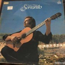 Discos de vinilo: VICTOR MONGE SERRANITO. LP PROMO (VIN-S). Lote 93708575
