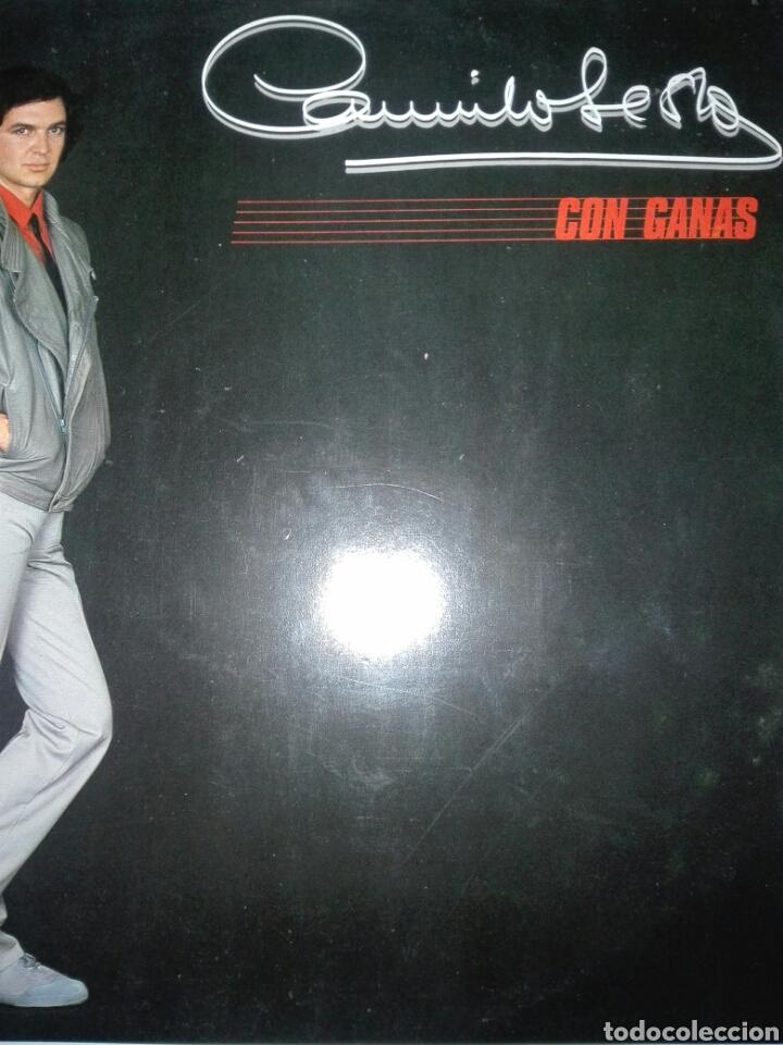 DISCO VINILO LP CAMILO SESTO (Música - Discos - LP Vinilo - Solistas Españoles de los 70 a la actualidad)