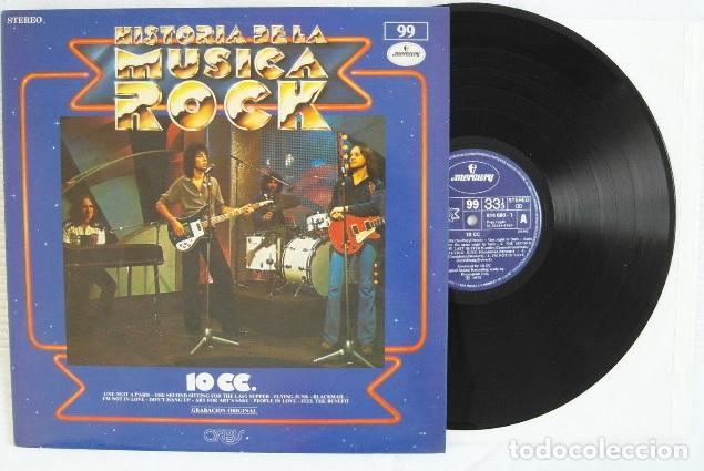 10 CC - I'M NOT IN LOVE., HISTORIA DE LA MUSICA ROCK !! IMPECABLE !!! (Música - Discos - LP Vinilo - Pop - Rock - Extranjero de los 70)