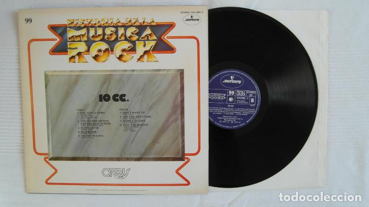 Discos de vinilo: 10 cc - I'm not in love., historia de la musica rock !! impecable !!! - Foto 2 - 93743863