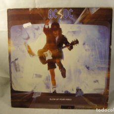 Discos de vinilo: LP AC/DC - BLOW UP YOUR VIDEO. Lote 93751945