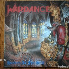 Discos de vinilo: WARDANCE - HEAVEN IS FOR SALE . Lote 93768735
