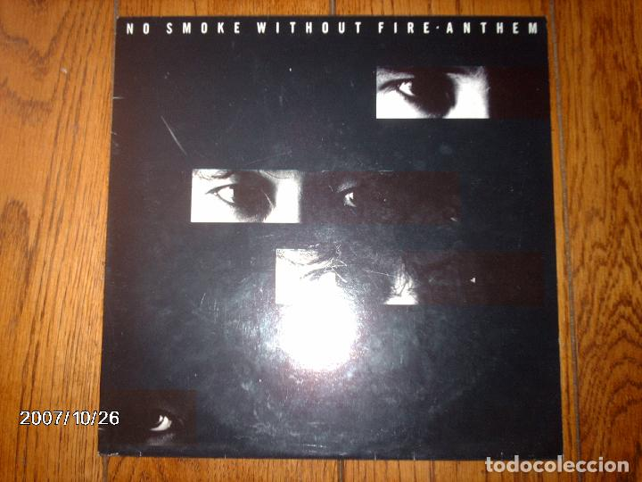 ANTHEM - NO SMOKE WITHOUT FIRE (Música - Discos - LP Vinilo - Heavy - Metal)