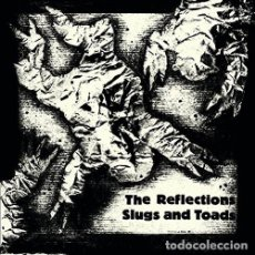 Discos de vinilo: LP THE REFLECTIONS SLUGS AND TOADS VINILO 180G POST PUNK NEW WAVE. Lote 93781010
