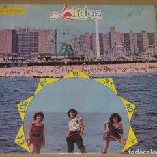 Discos de vinilo: LATIDOS (MAXI) CALOR DE VERANO AÑO 1984. Lote 93781250