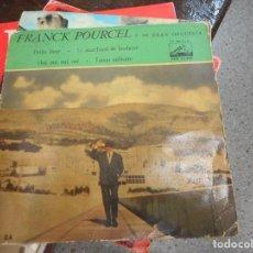 Discos de vinilo: DISCO FRANCK POURCEL. Lote 93816615
