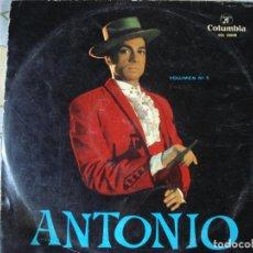 Discos de vinilo: ISAAC ALBENIZ , ANTONIO LA MUSICA ESPAÑOLA , COLUMBIA 1961. Lote 93822225