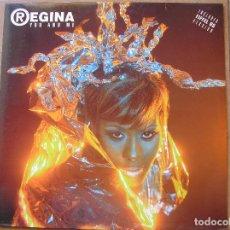 Discos de vinilo: REGINA ?– YOU AND ME - NITELITE RECORDS 2000 - MAXI - P. Lote 93833655
