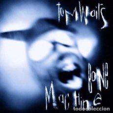 Discos de vinilo: TOM WAITS LP BONE MACHINE REEDICION. Lote 140860421