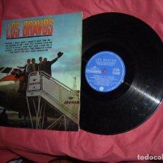 Discos de vinilo: LOS BRAVOS LP LOS BRAVOS 1966 COLUMBIA 9.003 SPAIN. Lote 93839260