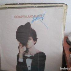 Discos de vinilo: LP LOU REED - CONEY ISLAND BABY - LP RCA 1976. Lote 93852595