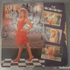 Discos de vinilo: KYLIE MINOGUE - THE LOCO-MOTION 12'' DISCO DE VINILO. Lote 93861680