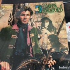 Dischi in vinile: CAPITA ESCALABORN B.S.O. LP ESPAÑA 1991 (VIN-T). Lote 93864900