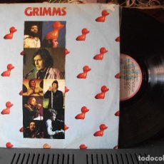 Discos de vinilo: GRIMMS - MICHAEL MCGEAR - GRIMMS LP SPAIN 1973 PDELUXE. Lote 93874980