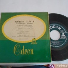 Discos de vinilo: EP DE ADELINA GARCIA PENITA CONTIGO +3. Lote 93901305
