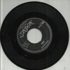 Discos de vinilo: RICHIE VALENS SINGLE DONNA - LA BAMBA.INGLATERRA 1958.ESCUCHADO. Lote 93906205