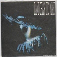 Discos de vinilo: BANDERAS DE MAYO / IRIS + VERSION INSTRUMENTAL (SINGLE 1992). Lote 93997475
