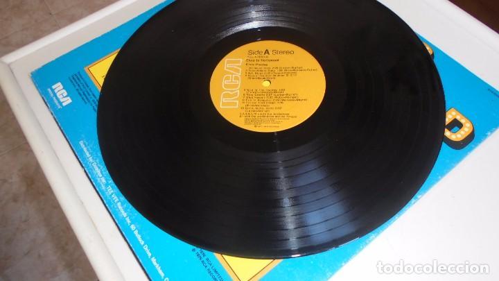Discos de vinilo: ELVIS PRESLEY - ELVIS IN HOLLYWOOD, 1976 LP - CANADA - DISCO DE VINILO EX - Foto 4 - 94014810