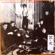 Discos de vinilo: DANZA INVISIBLE : AL AMANECER [ESP 1983]. Lote 94016810
