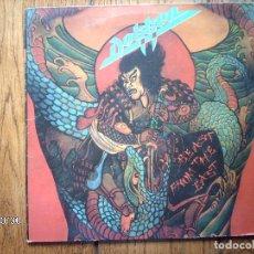 Discos de vinilo: DOKKEN - BEAST FROM THE EAST. Lote 94046830