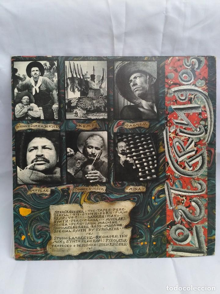 Discos de vinilo: LOST GRINGOS - Foto 2 - 94066235