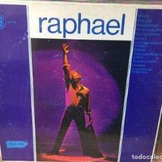 Discos de vinilo: LP - RAPHAEL - HISPAVOX RICO-VOX HH 11 95 - SELLO DISCOGRAFICO LATINOAMERICANO. Lote 94066905
