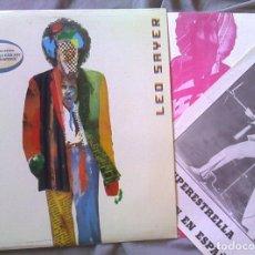 Discos de vinilo: LEO SAYER - LIVING IN A FANTASY. LP 1980.. Lote 94084105