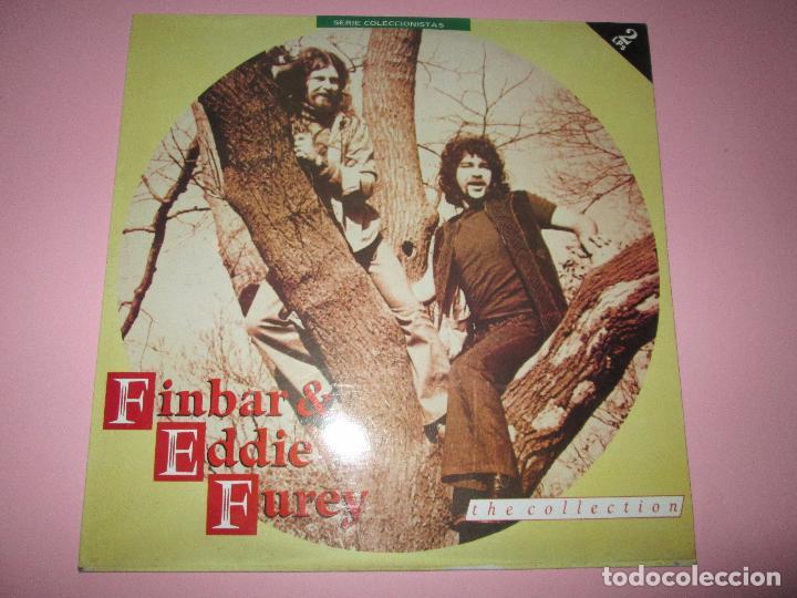 Discos de vinilo: lp-doble-finbar & eddie furey.the collection-transatlantic-zafiro-1990 - Foto 2 - 94110200