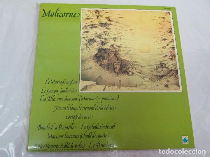 Discos de vinilo: MALICORNE. ALMANACH... TRES DISCOS VINILO. VER FOTOGRAFIAS ADJUNTAS - Foto 17 - 94131330