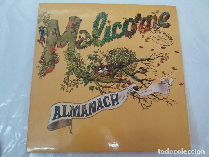 Discos de vinilo: MALICORNE. ALMANACH... TRES DISCOS VINILO. VER FOTOGRAFIAS ADJUNTAS - Foto 18 - 94131330