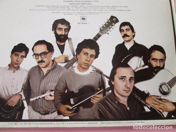 Discos de vinilo: lp-milladoiro-solfafria-1985-cbs-perfecto estado-10 temas-ver fotos. - Foto 3 - 94136945