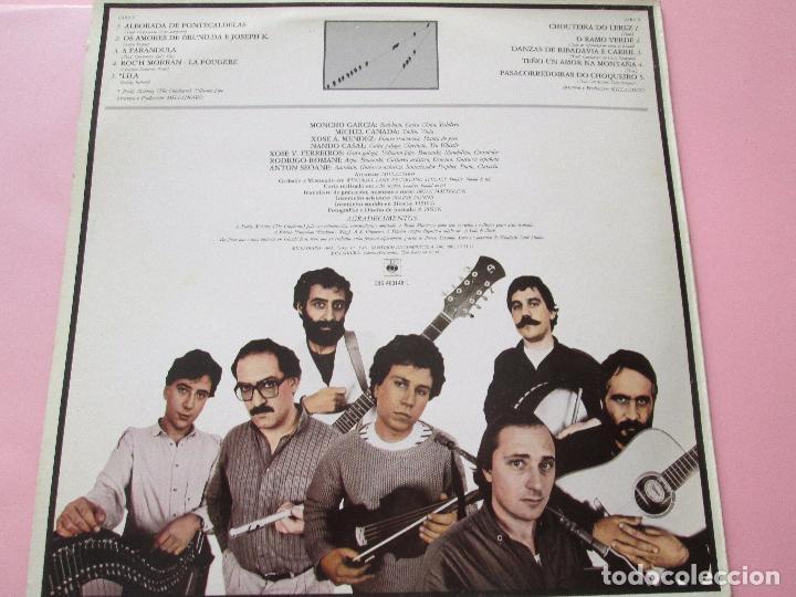 Discos de vinilo: lp-milladoiro-solfafria-1985-cbs-perfecto estado-10 temas-ver fotos. - Foto 5 - 94136945