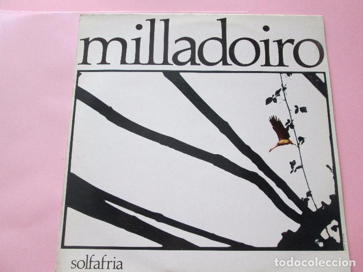 Discos de vinilo: lp-milladoiro-solfafria-1985-cbs-perfecto estado-10 temas-ver fotos. - Foto 7 - 94136945