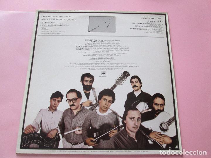 Discos de vinilo: lp-milladoiro-solfafria-1985-cbs-perfecto estado-10 temas-ver fotos. - Foto 10 - 94136945