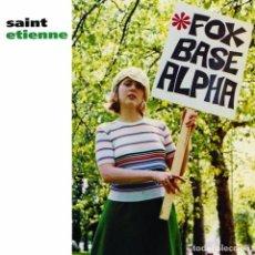 Discos de vinilo: LP SAINT ETIENNE FOX BASE ALPHA VINILO. Lote 164179694