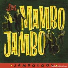 Discos de vinilo: LP LOS MAMBO JAMBO JAMBOLOGY VINILO. Lote 174324130