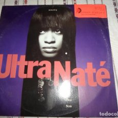 Discos de vinilo: ULTRA NATE ITS OVER NOW. Lote 94156975