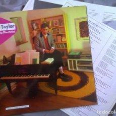 Discos de vinilo: TOT TAYLOR - MY BLUE PERIOD. LP 1980.. Lote 94162670